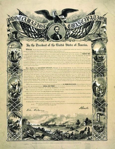 Emancipation-Proclamation-