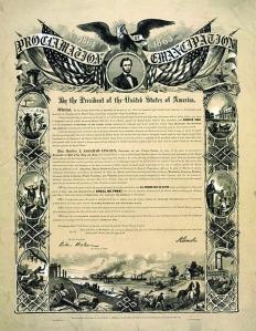 Emancipation-Proclamation-