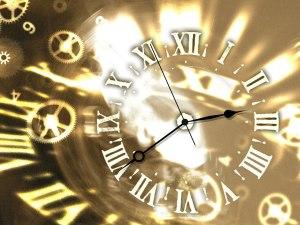 gold-clock