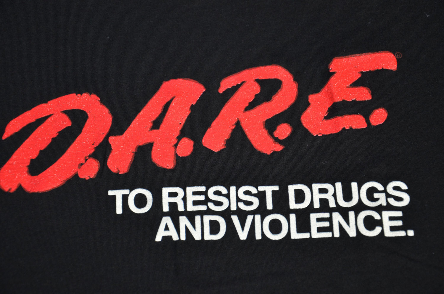 abuse d.a.r.e drug education essay resistance Drug abuse resistance education (dare the primary goals of dare® are to prevent substance abuse among schoolchildren and drug and violence prevention.