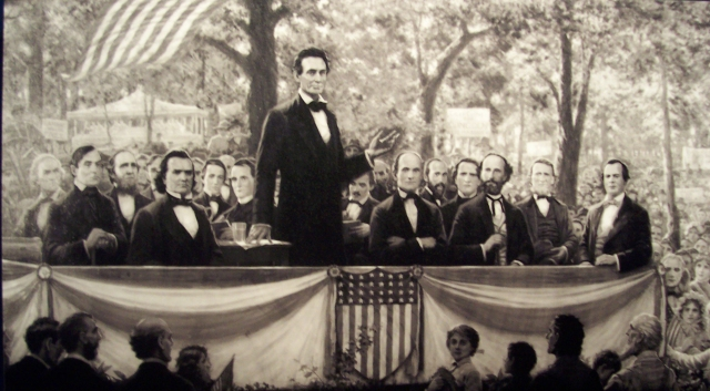 Lincoln_debating_douglas